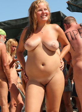 Nudists holliday - part 2