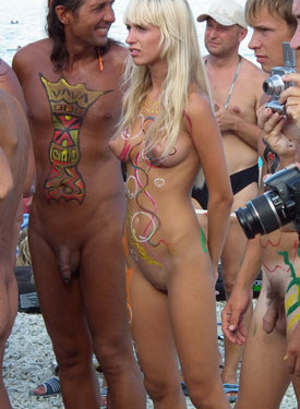 Neptun new nudists holliday - part 2