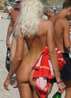 Neptun new nudists holliday - part 1