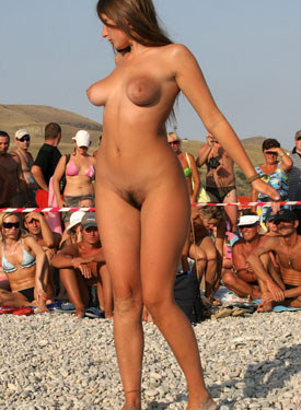 Nude Beauty