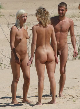 Nudist camps - part 2