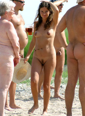 Nudist camps - part 1