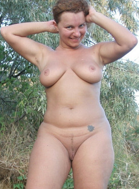 Big boobs naturist